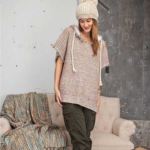 Cable Knit Sweater Pullover
