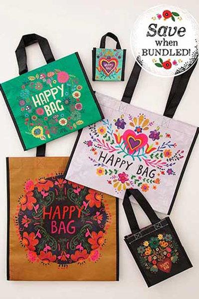 Happy Bags-Set of 5