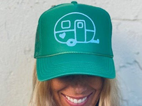 Camper Trucker Hat