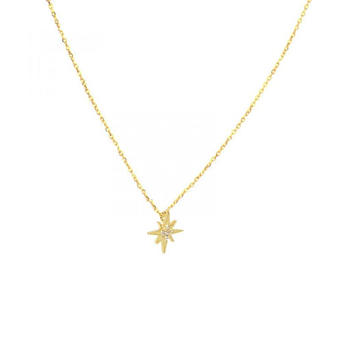 Harmony Star Necklace