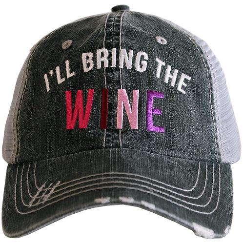 I'll Bring the WineTrucker Hat