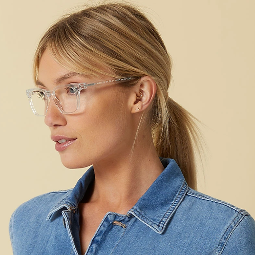 Peepers Glasses-Strut-Clear