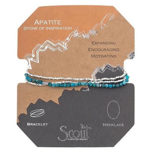 Delicate Stone Apatite - Stone of Inspiration