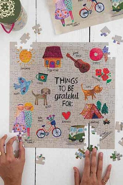 Grateful Puzzle
