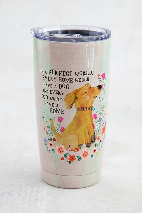 Perfect Dog Water Tumbler