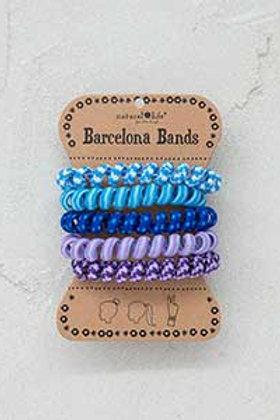 Barcelona Bands-Blue