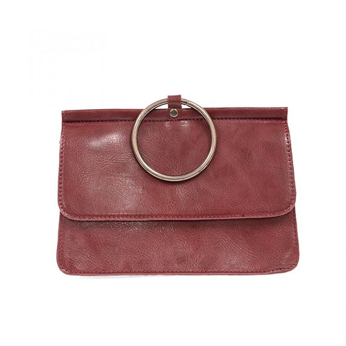 Aria Ring Bag-Garnet