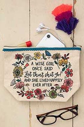 A Wise Girl Canvas Bag