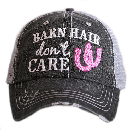 Barn Hair Trucker Hat