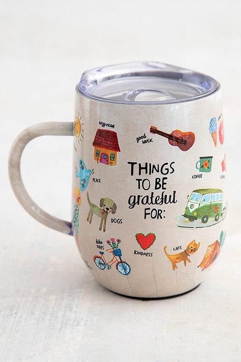 Grateful Coffee Tumbler