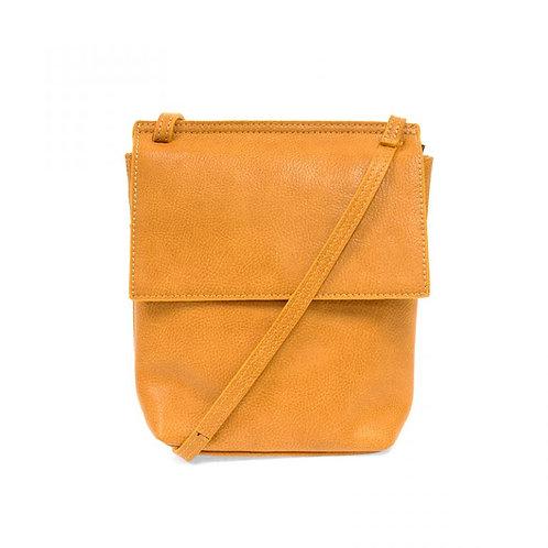 Aimee Front Flap Crossbody Bag-Butterscotch