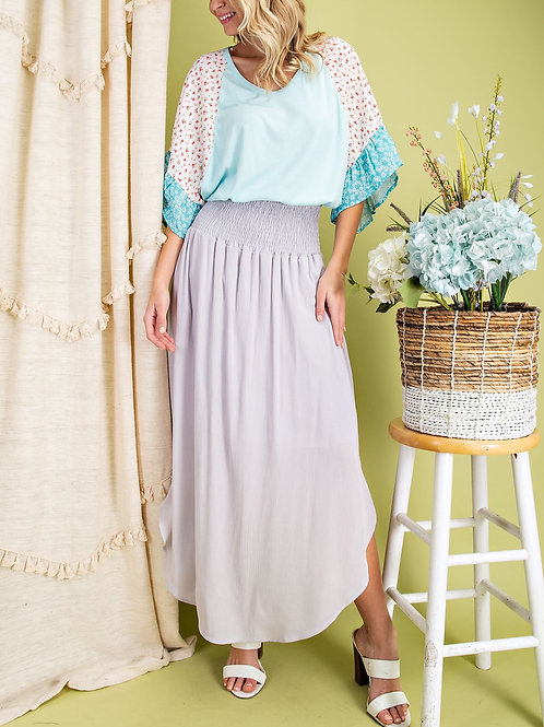 Sweet and Perfect Maxi Skirt