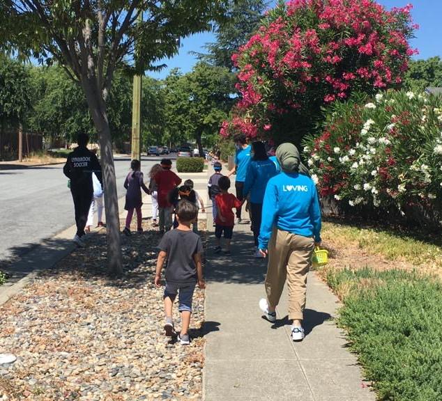 Walk in the Neighborhood
