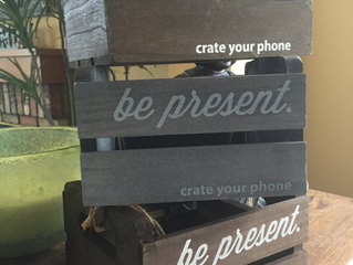 """The birth of """"Crate Your Phone""""..."""