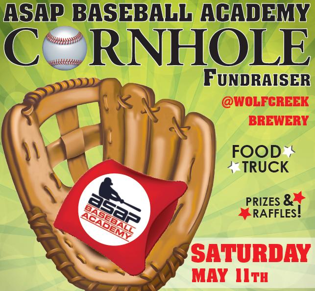 ASAP Baseball Academy Fundraiser