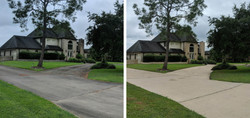 Driveway and House Cleaning