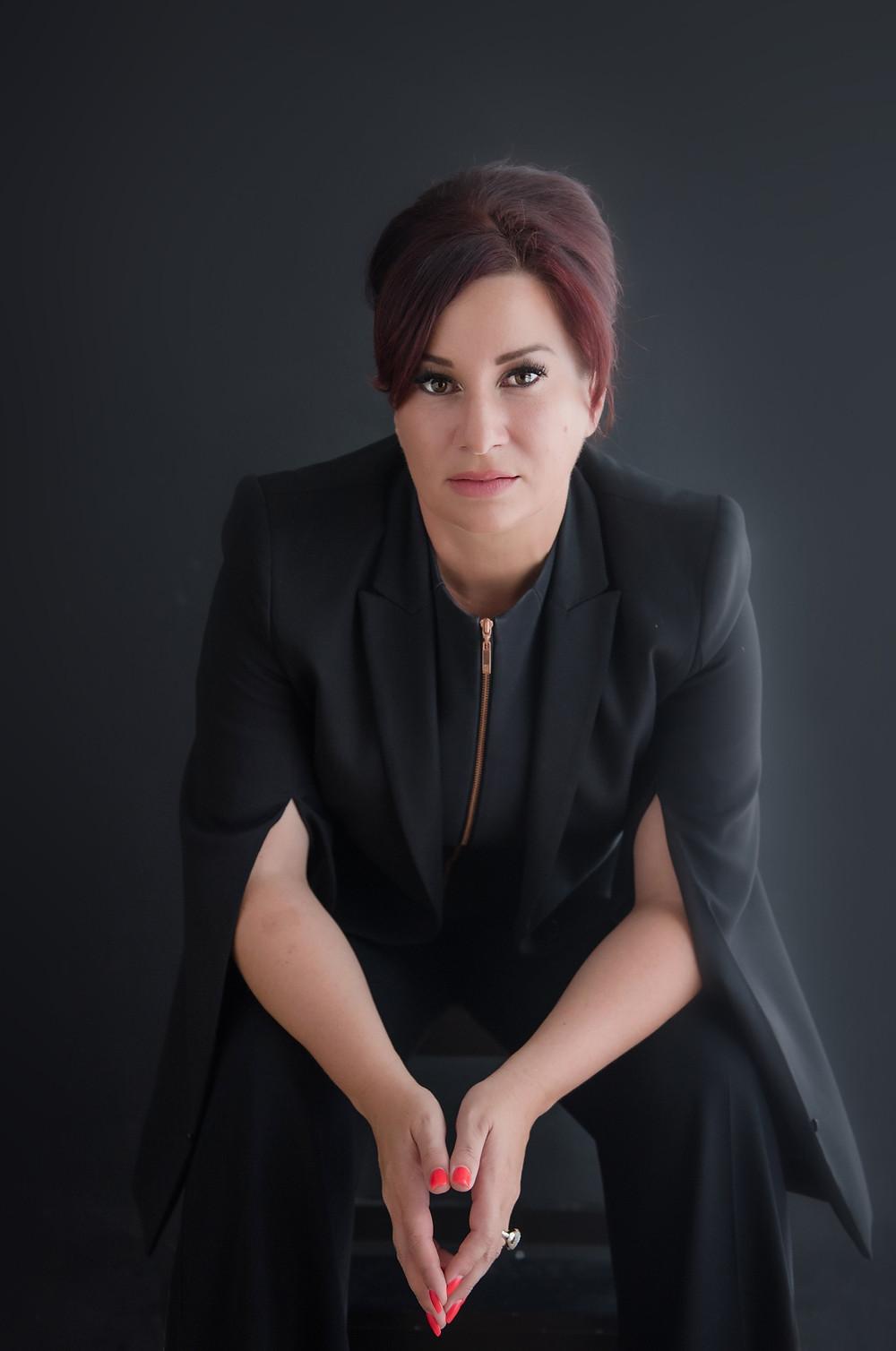 Stefanie Wilson, CEO of Luminair
