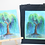 """Thumbnail: """"Willow Weeping #1""""- Canvas Tote in Black"""