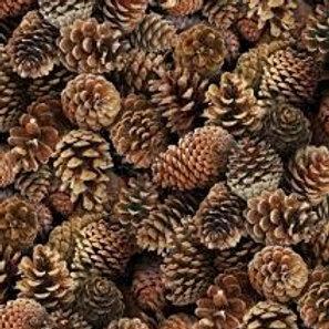 Wild Harvested Pine Cones