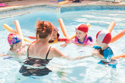 Swimming Lessons at Hersham Nursery