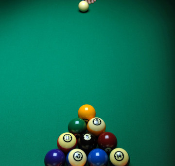 What have I learned from billiards?