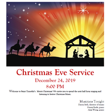 Christmas Eve with The Choir at St. Timothy's