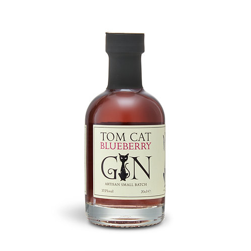 Tom Cat Blueberry Gin - 20cl
