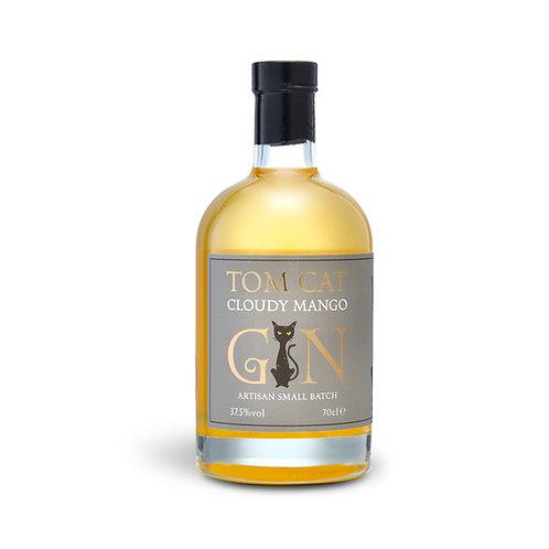 Tom Cat Cloudy Mango Gin - 70cl