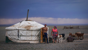Part 1: Different Kinds of Nothingness … Travels in Mongolia. Guest Travel Blogs