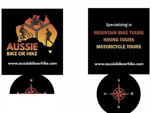 Aussie Bike or Hike Stubby Cooler