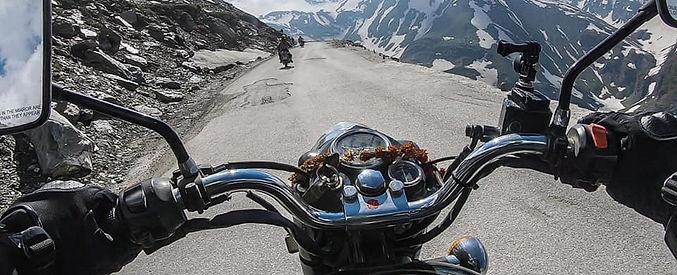 India Motorcycle Tour