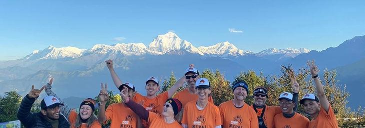 Nepal poon Hill Trek