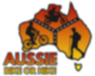 Logo of Aussie Bike or Hike