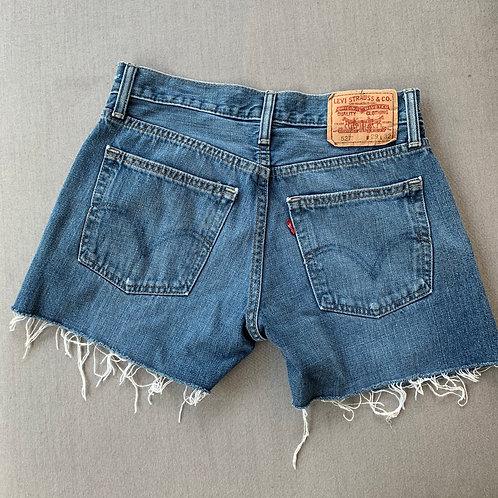 Vintage 527 Levi Shorts