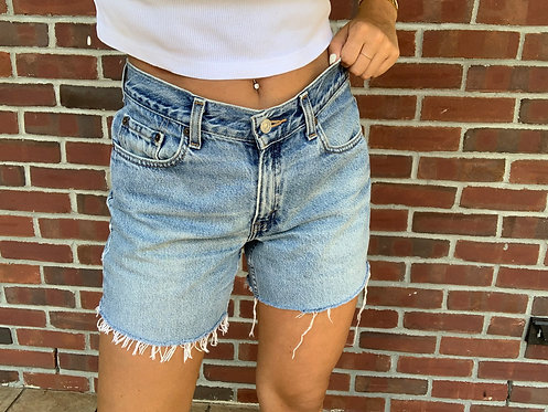 Vintage 505 Levi Shorts