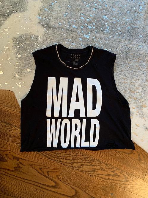Mad World Tee