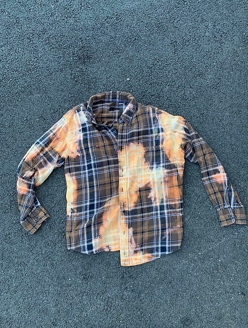 Bleached Flannel