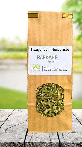 Bardane (feuilles) en vrac