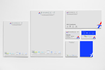 Advance IT Re-brand