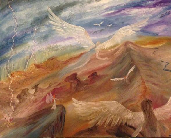 Angel Desert