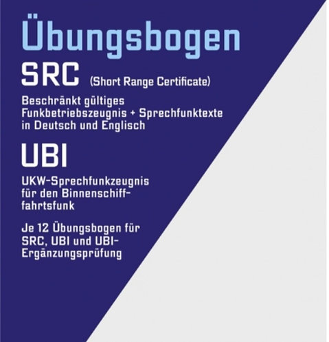 Übungsbogen SRC/ UBI