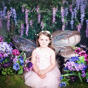 E's Fairy Garden