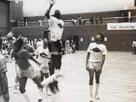Michael Jordan Camp In Brixton!?