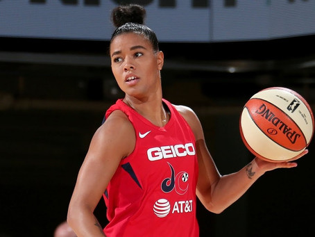 Natasha Cloud Sits Out WNBA 2020 & Converse Covers Her Salary And More!