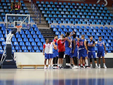 GB EuroBasket 2022 Qualifiers Against France