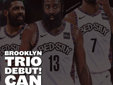 Brooklyn Trio Debut! Can They Coexist?