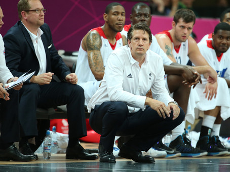 Former GB & Sheffield Sharks Coach Hired As Head coach By Minnesota Timberwolves!