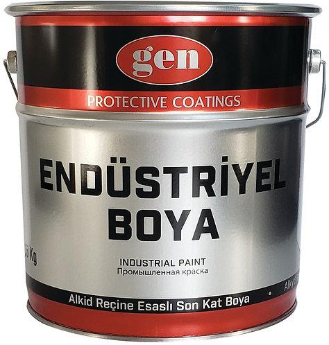 503-Gen Endüstriyel Boya / 2. Grup