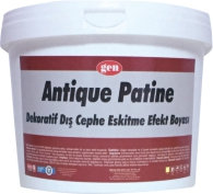 142-Gen Antique Patine