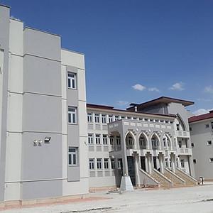 Kahramanmaraş - 24 Derslikli Göksun Okul Projesi